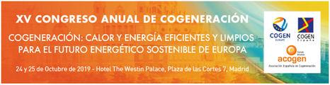 Los Cogeneradores europeos celebrarán su cita anual en España