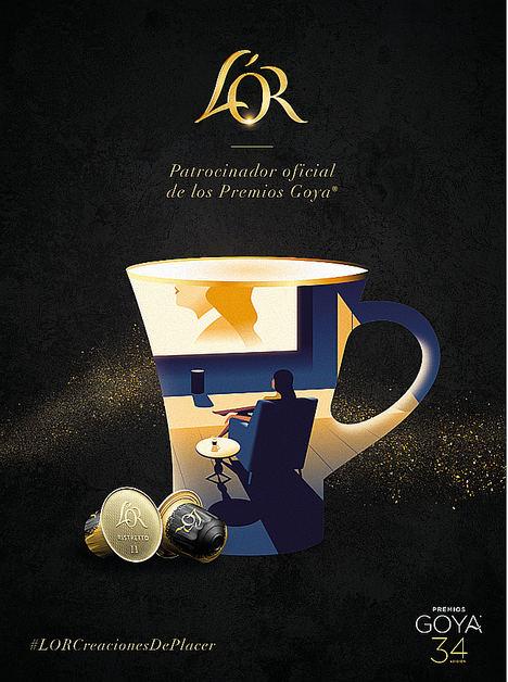 L'OR se consolida como patrocinador oficial de los Premios Goya en su 34 Edición