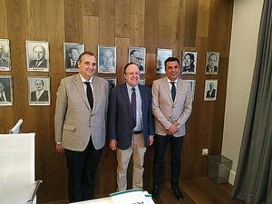 La AEC y Editorial Médica Panamericana acuerdan el desarrollo de nuevos productos formativos en el área de la Cirugía