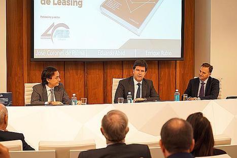 La AELR y Garrigues presentan el libro `El Régimen Fiscal de las Operaciones de Arrendamiento Financiero´