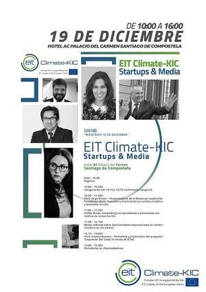 La Advanced Leadership Foundation y RTVE, protagonistas del I EIT Climate Kic Startups & Media