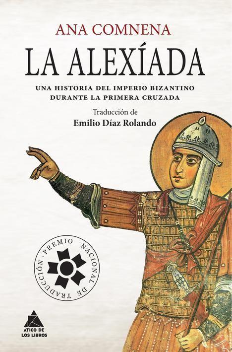 La Alexíada de Ana Comnena