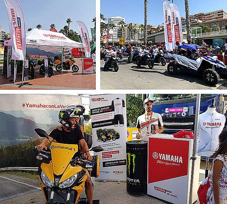 La Bendita Agencia realiza la comunicación y activación de Yamaha como patrocinador oficial en 'La Vuelta'