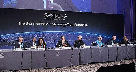 La Comisión Mundial describe nuevas dinámicas de poder geopolítico creadas por las energías renovables