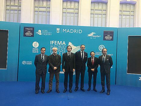 La Comunidad de Madrid acogerá una nueva edición de la Madrid Horse Week