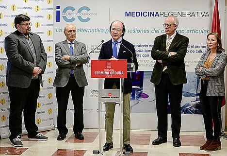 La Comunidad de Madrid concede los premios Fermina Orduña 2019 a la Innovación Tecnológica