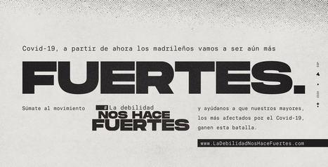 La agencia de publicidad Tangoº lanza una campaña para llevar personal sanitario a residencias de ancianos de la Comunidad de Madrid