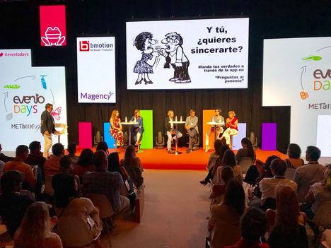 La EMA revoluciona a los profesionales del sector eventos con su sesión '¡Dímelo a la cara!' en eventoDays