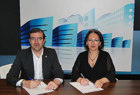 La EOXI de Vigo y Philips firman un acuerdo de colaboración en la mejora de la experiencia del paciente