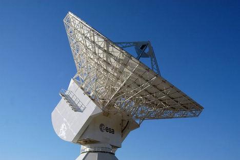 La ESA inaugura un centro de visitantes en Cebreros
