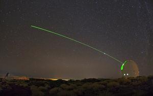 La ESA vuelve a confiar en las islas Canarias para las operaciones láser