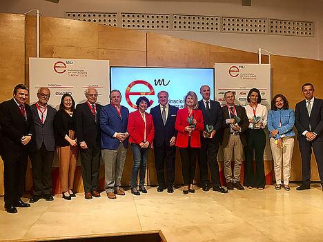 La Fundación Aon España con los Premios RSC 2019 de Multinacionales por marca España, en su tercera edición