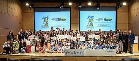 La Fundación Endesa lanza la IV edición de los Premios a la Ecoinnovación para centros educativos de toda España