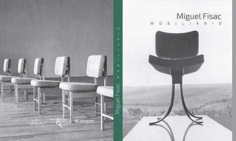 La Fundación Fisac, el COACM y su demarcación de Ciudad Real editan el libro 'Miguel Fisac: mobiliario'