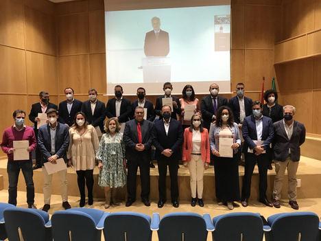 La Fundacion FOE y la Universidad Pompeu Fabra-BSM clausuran su programa posgrado de desarrollo directivo