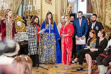 La II edicion de la Spanish Arab Fashion organizado por la ONG