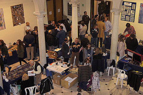 La IX Feria de Cuchillería Internacional & Knife Show clausura con más de 3.200 visitantes, duplicando la cifra del pasado año