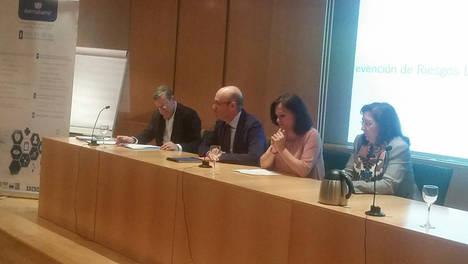 La Junta de Andalucía integra la seguridad vial en la Prevención de Riesgos Laborales