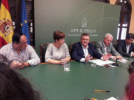 La Junta de Andalucía y la D.O Montilla-Moriles esperan que la producción de este año supere en un 25% a la del año anterior