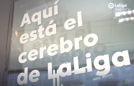LaLigaSportsTV y su Business Intelligence