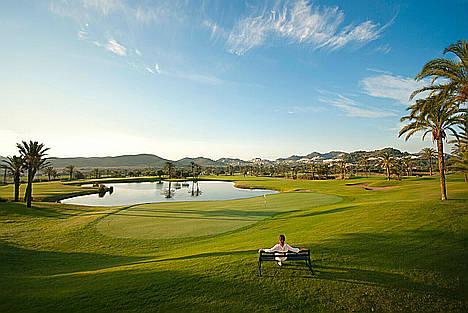 La CNN selecciona a La Manga Club entre los mejores resorts de golf del mundo