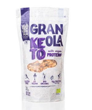 La Newyorkina presenta su nueva granola Keto, la granola con los niveles de azúcares más bajos del mercado