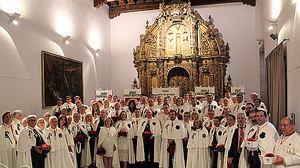 La Orden del Camino investirá a 32 nuevos miembros en Santiago de Compostela