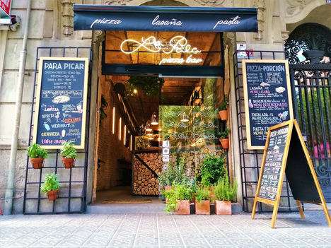 La Pala abre en el Paralelo su segundo restaurante en Barcelona