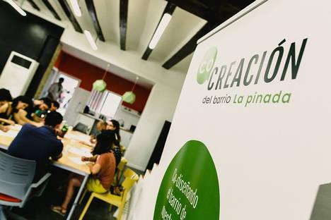 Espacio de Co-creación en La Pinada.