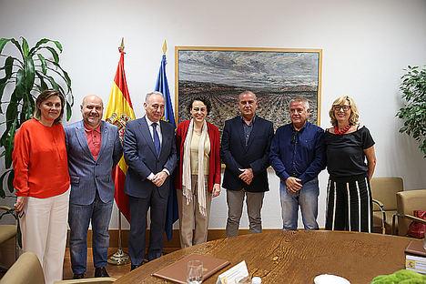 La Plataforma del Tercer Sector se reúne con la ministra de Trabajo, Migraciones y Seguridad Social