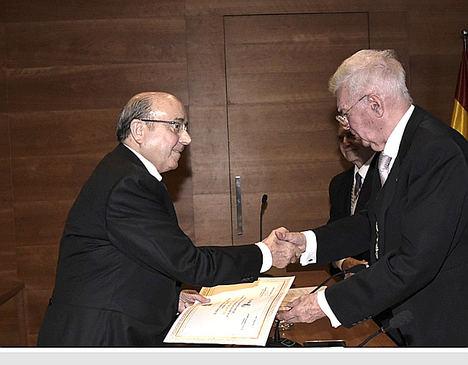 La Real Academia de Ingeniería entrega el Premio
