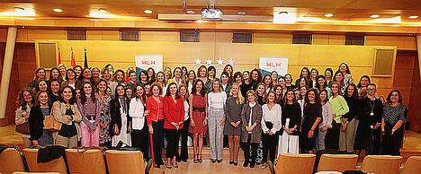 La Real Casa de Correos, sede de la asamblea general de la primera asociación de mujeres del sector legal
