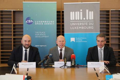 La Universidad de Luxemburgo lanza un exclusivo Máster Interdisciplinario en Estudios Espaciales en consonancia con la iniciativa del gobierno SpaceResources.lu