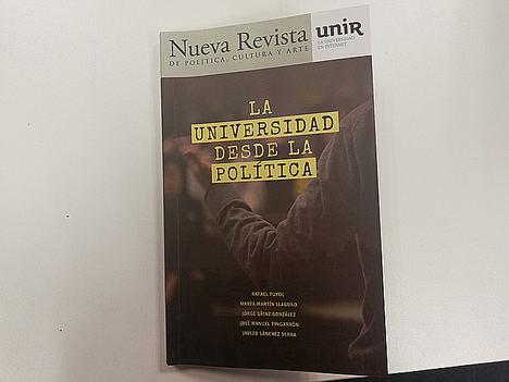 UNIR analiza el futuro de la universidad desde la política