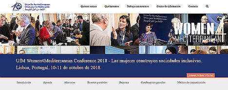 La UpM celebrará una conferencia regional para fomentar el empoderamiento de las mujeres en los países euromediterráneos
