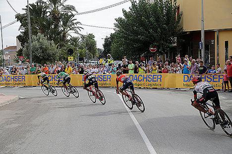 Dachser cumple 10 años como Logística Oficial de La Vuelta