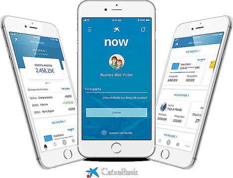 La aplicación móvil de CaixaBank, premiada por el Bank Administration Institute (BAI) por su innovación en la experiencia de usuario