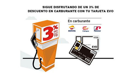 La banca permite ahorrar hasta un 12% al repostar carburante