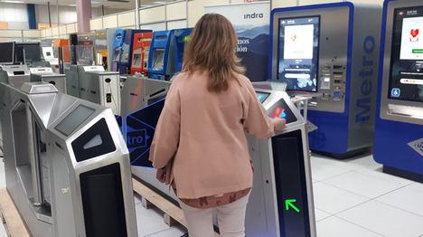 Indra transformará la experiencia de los viajeros de Metro de Madrid con su innovadora tecnología para la Estación 4.0