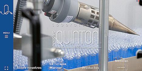 Laboratorios Quinton mantiene el ritmo de crecimiento dentro y fuera de España