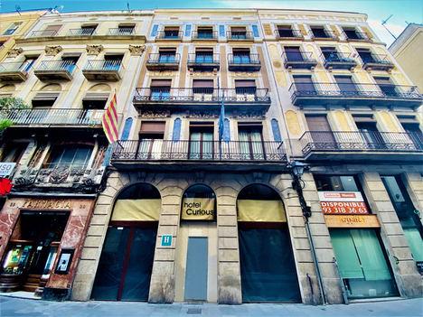Laborde Marcet intermedia la compraventa y posterior alquiler de un hotel en el Raval que será operado por ALEGRIA Hotels