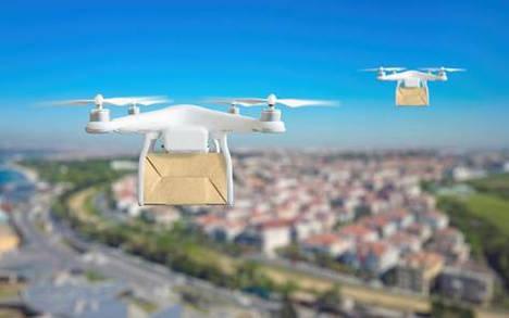 La ciencia ficción del reparto a domicilio por medio de drones, cada vez más real