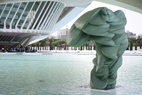 La Ciutat de les Arts i les Ciències acoge la exposición 'Seis esculturas'