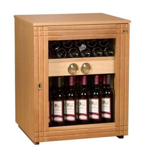La colección de vinotecas climatizadas de Banshehogar, imprescindibles para los amantes del buen vino