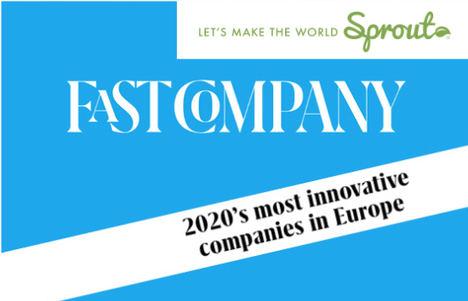 La compañía de lápices plantables Sprout World es una de las compañías más innovadoras del mundo en 2020