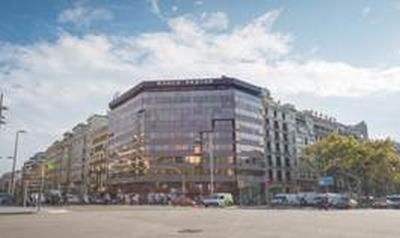 La compraventa de oficinas se acelera en Barcelona superando los precios de 2007