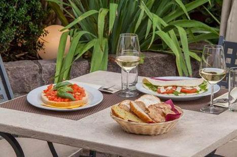 La dieta mediterránea, que incluye el consumo moderado de vino, considerada muy saludable por un informe de la OMS