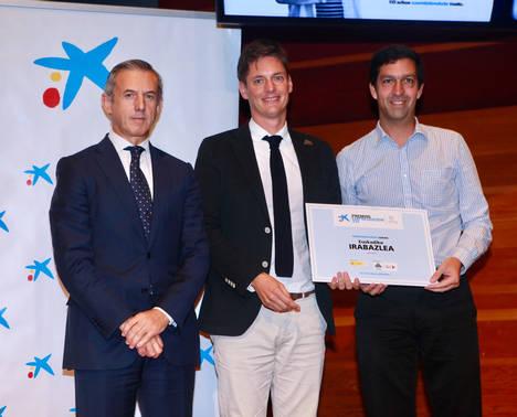 La empresa CounterCraft gana la 10ª edición de los Premios Emprendedor XXI en Euskadi