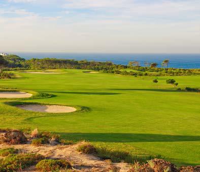 La exclusiva propuesta del hotel The Oitavos para disfruta del mejor campo de golf de Portugal este otoño