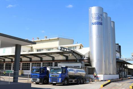 La factoría de leche condensada de Nestlé, en continuo crecimiento